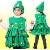 クリスマスツリー 子供サンタクロース 子供服  仮装 ツリー  サンタクロース クリスマスツリーの衣...