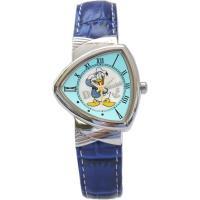 ディズニーの仲間達が、かわいい腕時計になりました。 細部にまでこだわったデザインが随所に施されていま...