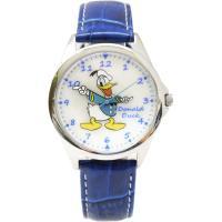 ディズニーの仲間達が、かわいい腕時計になりました。  細部にまでこだわったデザインが随所に施されてい...