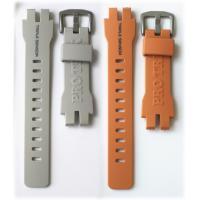 PRG-300用ベルト 材質:ウレタン樹脂 色:グレー/茶系オレンジ  ■「ネジとパイプ」「裏面カバ...
