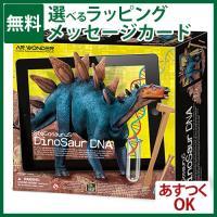 4M社 クラフト・工作キット ARステゴザウルス です。 発掘&組立シリーズに、バーチャルで...