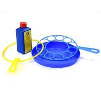 PUSTEFIX社 水遊び シャボン玉 Wリング型です。 でっかいシャボン玉を作るならコレに決まり。...