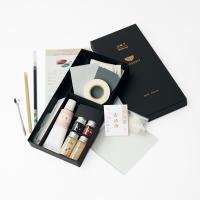 金継ぎキット TSUGUKIT つぐキット金  食器に使える初心者用伝統金継ぎセット 本漆・純金粉・筆使用 ハロウィン包装有り