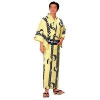 素材:綿100%   男性用  身丈:M-140cm L-145cm 裄:M L共通 66cm 袖丈...