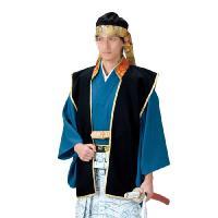 サイズ:肩より80cm 主素材:ポリエステル 金属糸使用  ※陣羽織のみの販売になります。
