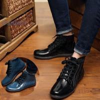 レインブーツメンズレインシューズビジネスシューズショート丈無地晴雨兼用大きいサイズ雨靴防水履きやすい...
