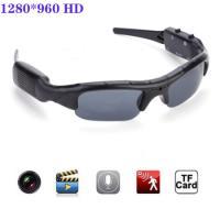 スポーツカムレコーダーデジタルカメラサングラス HDメガネアイウェアDVRビデオレコーダーサイクリング/運転/スキー
