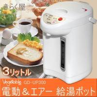 ●電動&エアー給湯(3種類の給湯) 1、給湯ボタン(電動) 2、注ぎ口にあるコップタッチスイッチ(電...