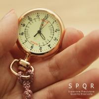 ●送料無料● SPQR スポール ナースウォッチ おしゃれなナースウォッチ 看護師の時計に人気な国産...