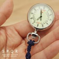 ●送料無料● SPQR スポール ナースウォッチ シルバー おしゃれなナースウォッチ 看護師の時計に...