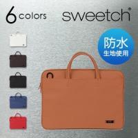 スウィッチ スリムブリーフケース sweetch Slim Briefcase swth-009(A4/PCバッグ/おしゃれ/PCケース/15インチ)