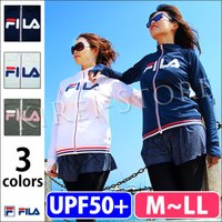 ★FILA/フィラ★ UPF50+ ファッショナブル ロゴラッシュガード! FILAのスポーティで普...