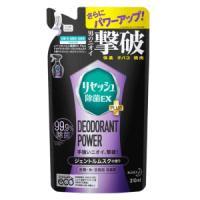 花王 リセッシュ 除菌EX プラス デオドラントパワー ジェントルムスクの香り つめかえ用 310ml
