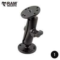商品名:1インチボール RAMマウントセット ラウンドトップ RAM-B-101U 商品コード:70...