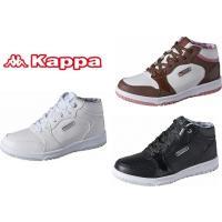イタリア生まれのスポーツブランド「Kappa」のレディース用スノトレ。定番のバスケットタイプコートモ...
