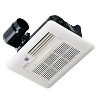 ●浴室の暖房、乾燥、換気、涼風の機能を備えた浴室暖房乾燥機で除菌イオン・24時間換気機能を搭載した天...