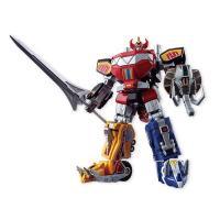 歴代戦隊ロボの中でも屈指の人気ロボ(神)「大獣神」がスーパーミニプラで登場! 5体の守護獣、ダイノタ...