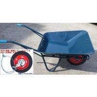 手作り国産一輪車2才ブレーキ付です。  坂道が多い道などに活用できます。  輸入品と比べ、国産の良さ...