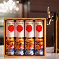 クラフトビール ビール ギフト 黄桜 日本の夢ビール セット 2種8缶 地ビール お酒 母の日