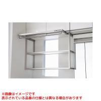Panasonic ウツクシーズ ランドリーラック 750幅  GQD75LC   ●サイズ 750...