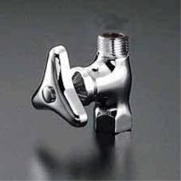【仕様】●メーカー:KVK ●型番:K31P4 ●商品名:ストレート型止水栓 ●固定こま仕様 ●本体...