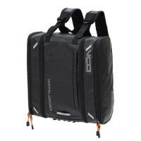 < 自転車通勤の強い味方、バッグごと運べるバックパック >  専用レインカバー付属 容量可変型バック...