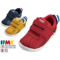 イフミー IFME Light 22-9702 スニーカー ベビーシューズ ベビー 子供 レッド イエロー ネイビー 靴