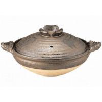 萬古焼で熱々の水炊き,しゃぶしゃぶ,もつ鍋,すき焼きを食卓でどうぞ