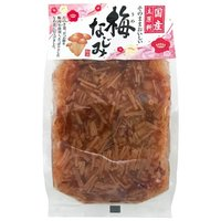 えのき茸に梅肉、かつお節を加え、じっくり煮上げたなめ茸です。 梅肉の酸味が食欲をそそる逸品です。  ...