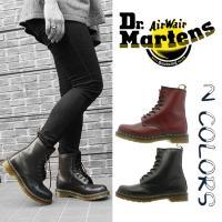 Dr.Martens ドクターマーチン ブーツ 1460  8ホール レディース ブラック ワイン メンズ 送料無料