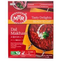 クリーミーで濃厚な豆カレーです。 小豆のカレー  ■Dal Makhani Delicious bl...