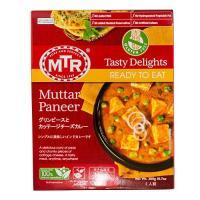 神戸スパイスはMTR社商品の 日本正規販売店です。  グリンピースとカッテージチーズカレー  ■Da...