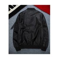 フライトジャケット メンズ ミリタリージャケット ブルゾン ジャンパー アウター 大きいサイズ 春 秋 AJT-05w 新生活