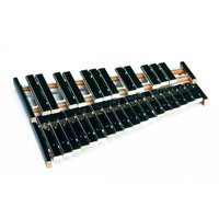 ヤマハ 卓上木琴 No.185は、30音 半音付、朴音板。マレット付き。  ※商品の性質上、商品の返...
