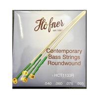 ヘフナーバイオリンベースHCTシリーズに 張られているラウンドワウンド弦です。 ヘフナーはショートス...