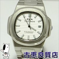 【ブランド】テクノス TECHNOS 【商品名】ノーチラスタイプ 腕時計 【タイプ】メンズ 【型番】...