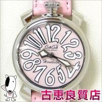 【ブランド】ガガミラノ GaGa MILANO 【商品名】マヌアーレ 40MM 腕時計 300本限定...