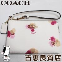 商品コード:k28-3264  【ブランド】コーチ COACH 【商品名】フローラルプリント  スモ...