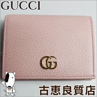 【ブランド】GUCCI グッチ 【商品名】Petite Marmont ミニ財布 【型番】45612...
