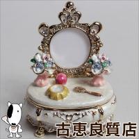 商品コード:tsuruta28-10-11-1  【商品名】ジュエリーボックス     メモリアルド...