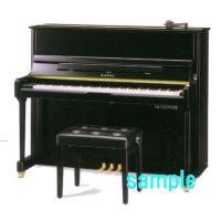 カワイのオーソドックスなタイプのピアノです。 こちらは、モデルの指定はできません。  ◆消音機能付き...