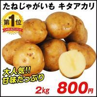 商品情報 男爵薯のようにホクホクとした食感と、食欲をそそる黄色果肉で大人気ブランドじゃがいも!甘味た...