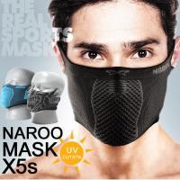NAROO MASK (ナルーマスク) フェイスマスク バイク マスク 大人 紫外線対策 UV99%カット