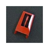 【送料無料】 【仕様】 色:レッド カートリッジ形式:圧電 針先形状:丸針 針圧:6.0g 純正/互...