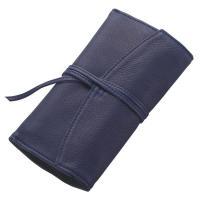 【送料無料】 【仕様】 色:ブルー サイズ:85×170×30mm 仕様:牛革(キップ)、内装:ピッ...