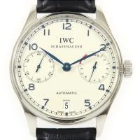 メーカ/ブランド:IWC 商品名:IWC IW500107 ポルトギーゼオートマチック 自動巻 通称...