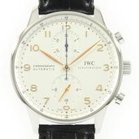 メーカ/ブランド:IWC 商品名:IWC IW371445 ポルトギーゼクロノ 自動巻 通称:ポルト...