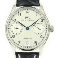 メーカ/ブランド:IWC 商品名:IWC IW500107 ポルトギーゼオートマティック 自動巻 通...