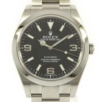 メーカ/ブランド:ロレックス 商品名:ロレックス 214270 エクスプローラーI 自動巻 通称:エ...