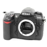 メーカ/ブランド:NIKON 商品名:NIKON D200 通称:デジタル一眼 商品ランク:中古品B